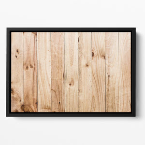 Floor surface Floating Framed Canvas - Canvas Art Rocks - 2