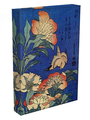 Flowers by Hokusai Canvas Print or Poster - Canvas Art Rocks - 3