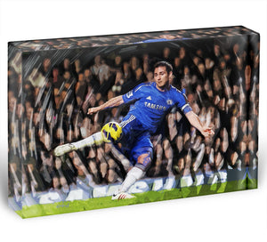 Frank Lampard Acrylic Block - Canvas Art Rocks - 1