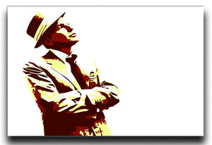 Frank Sinatra Canvas Print or Poster - Canvas Art Rocks