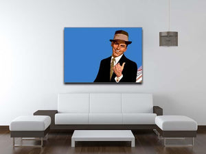 Frank Sinatra Pop Art Canvas Print or Poster - Canvas Art Rocks - 4