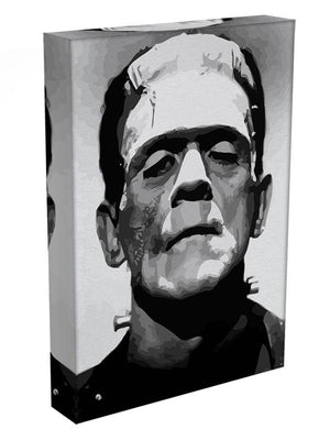 Frankenstein Canvas Print & Poster - Canvas Art Rocks