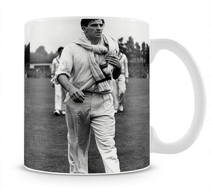 Fred Trueman 1954 Mug - Canvas Art Rocks - 1