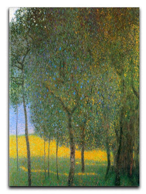 Fruit Trees by Klimt Canvas Print or Poster  - Canvas Art Rocks - 1