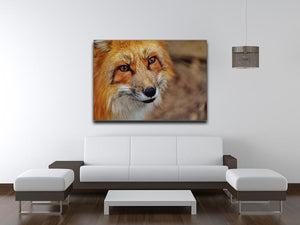 Fuchs Print - Canvas Art Rocks - 4