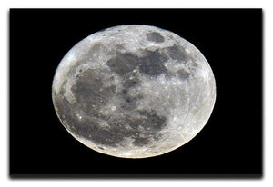Full Moon Canvas Print or Poster - Canvas Art Rocks - 1
