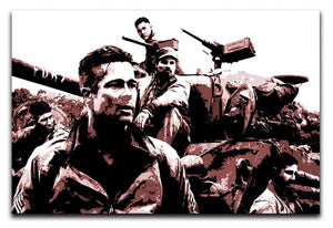 Fury Canvas Print or Poster - Canvas Art Rocks
