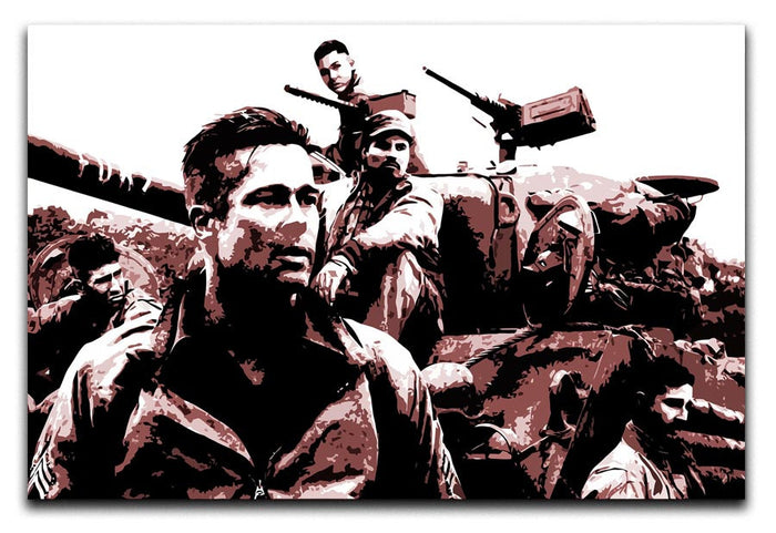 Fury Canvas Print or Poster