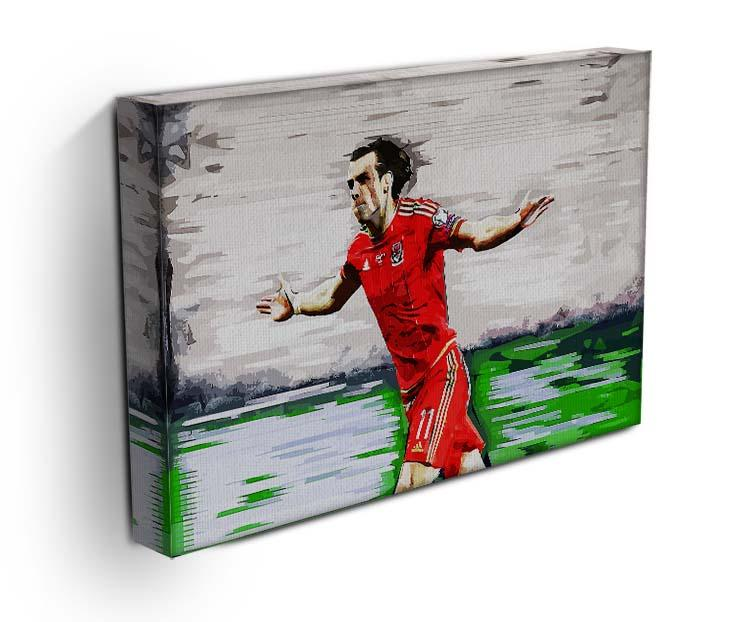 Gareth Bale Canvas Print or Poster