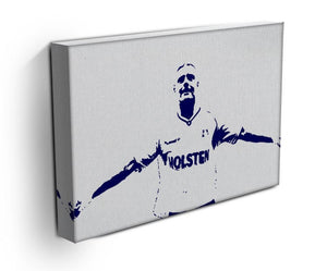 Gazza Print - Canvas Art Rocks - 3