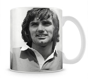 George Best Icon Mug - Canvas Art Rocks - 1