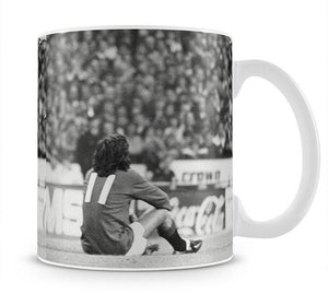 George Best Protest Mug - Canvas Art Rocks - 1