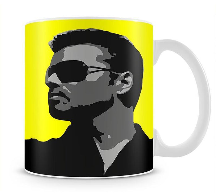 George Michael Pop Art Mug