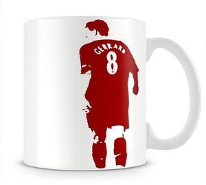 Gerrard Pop Art Mug - Canvas Art Rocks - 1