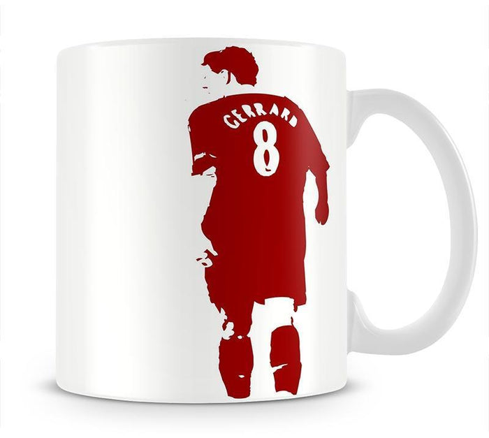 Gerrard Pop Art Mug