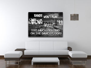 Ghostown The Specials Canvas Print or Poster