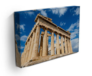 Greek Ruins Print - Canvas Art Rocks - 3