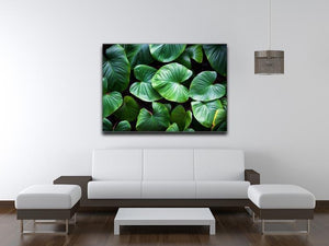 Green plant Canvas Print or Poster - Canvas Art Rocks - 4