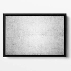 Grunge wall texture Floating Framed Canvas