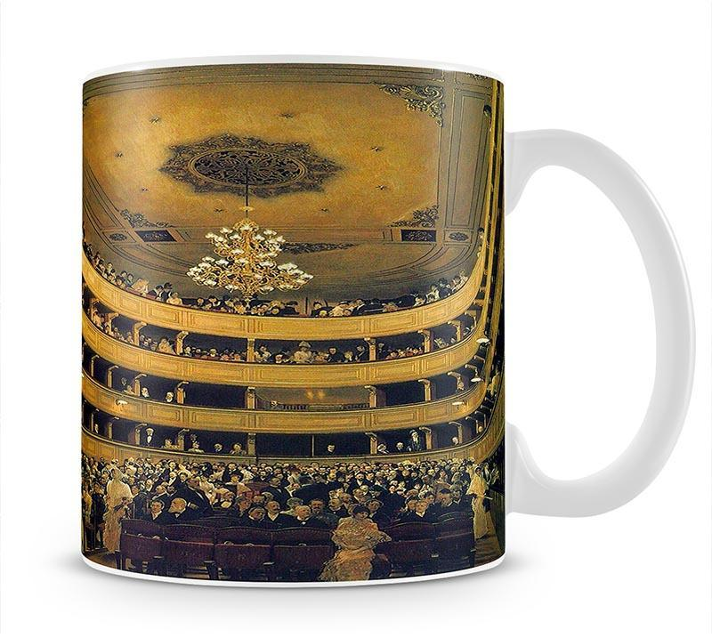 Hall by Klimt Mug - Canvas Art Rocks - 1