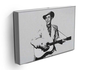 Hank Williams Canvas Print or Poster - Canvas Art Rocks - 3