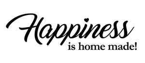 Happiness Wall Decal - Canvas Art Rocks - 2