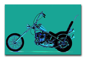 Harley Davidson Print - Canvas Art Rocks - 3