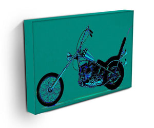 Harley Davidson Print - Canvas Art Rocks - 1