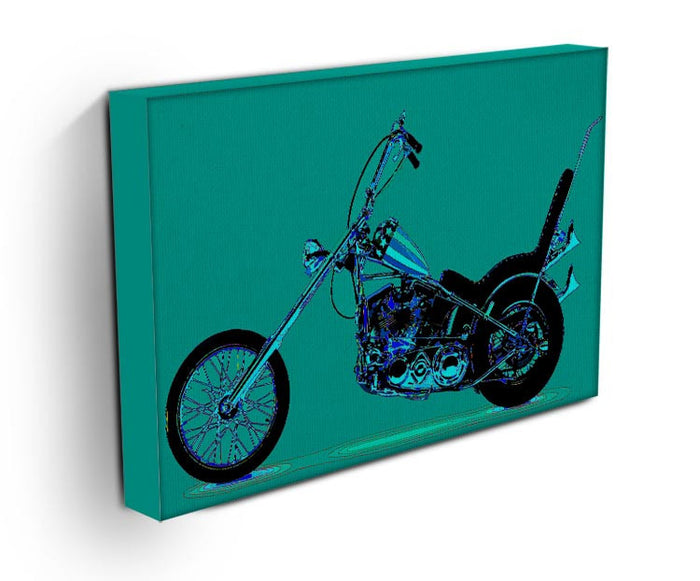 Harley Davidson Canvas Print or Poster