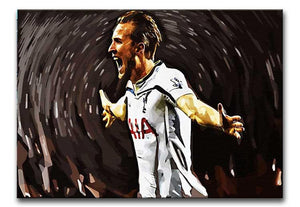 Harry Kane Print - Canvas Art Rocks - 1