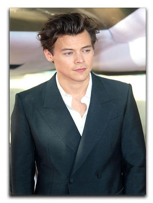 Harry Styles from One Direction Canvas Print or Poster  - Canvas Art Rocks - 1
