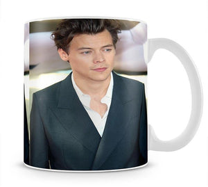 Harry Styles from One Direction Mug - Canvas Art Rocks - 1