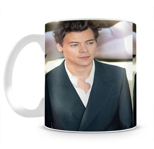 Harry Styles from One Direction Mug - Canvas Art Rocks - 2