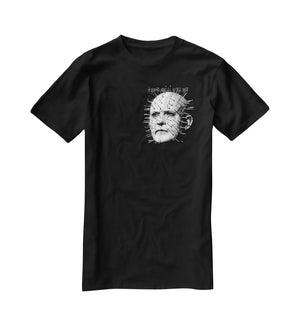 Hellraiser Pinhead T-Shirt - Canvas Art Rocks - 1