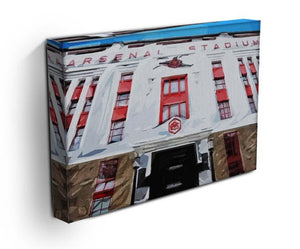 Highbury Stadium Canvas Print or Poster