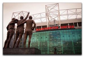 Holy Trinity Old Trafford Canvas Print or Poster  - Canvas Art Rocks - 1