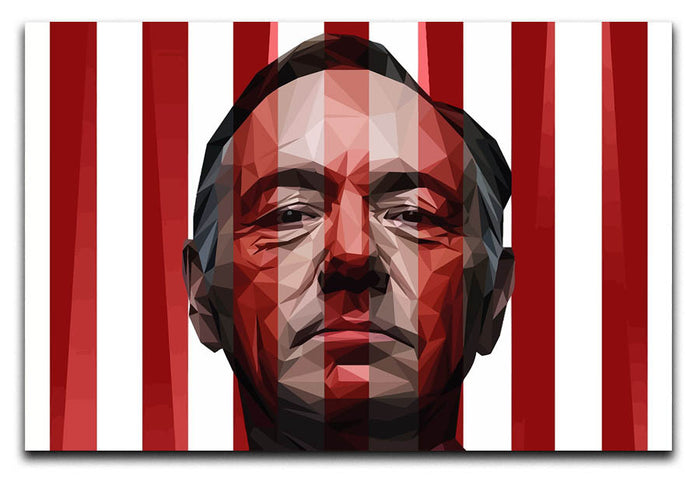 House Of Cards Frank Underwood Canvas Print or Poster