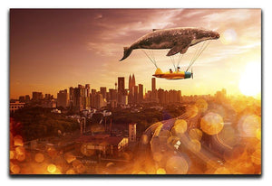 I belive i can fly Canvas Print or Poster  - Canvas Art Rocks - 1