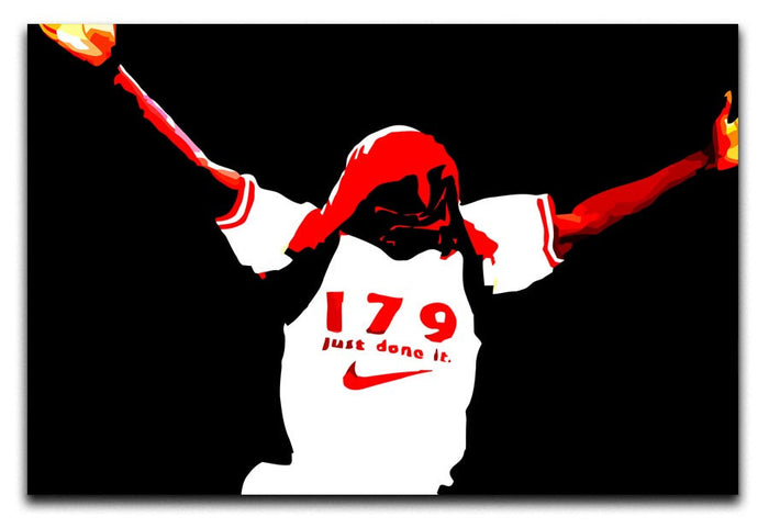 Ian Wright Canvas Print or Poster