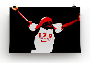Ian Wright Print - Canvas Art Rocks - 2