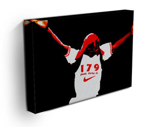 Ian Wright Print - Canvas Art Rocks - 3