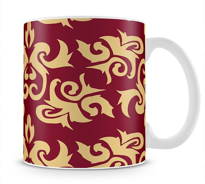 Imperial Gold Mug - Canvas Art Rocks - 1