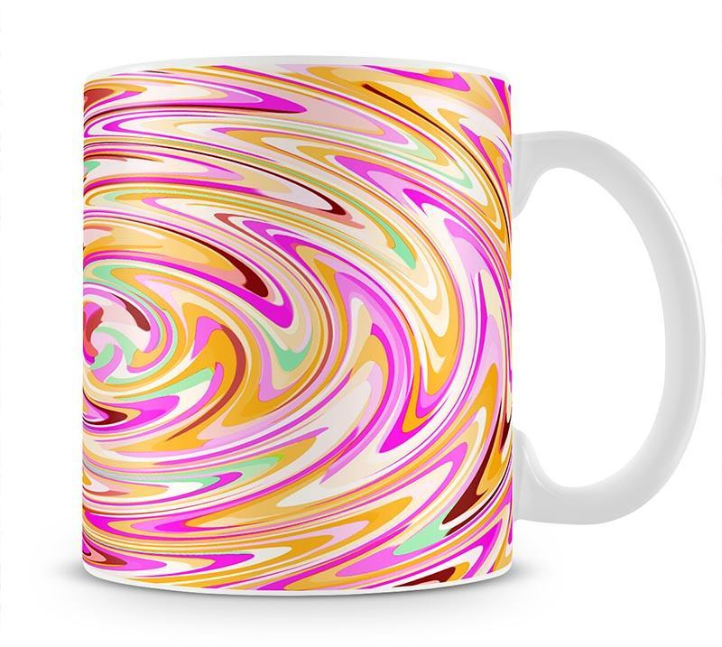 In The Mix Mug - Canvas Art Rocks - 1