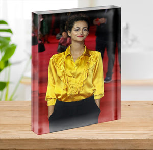 Ines Melab Acrylic Block - Canvas Art Rocks - 2
