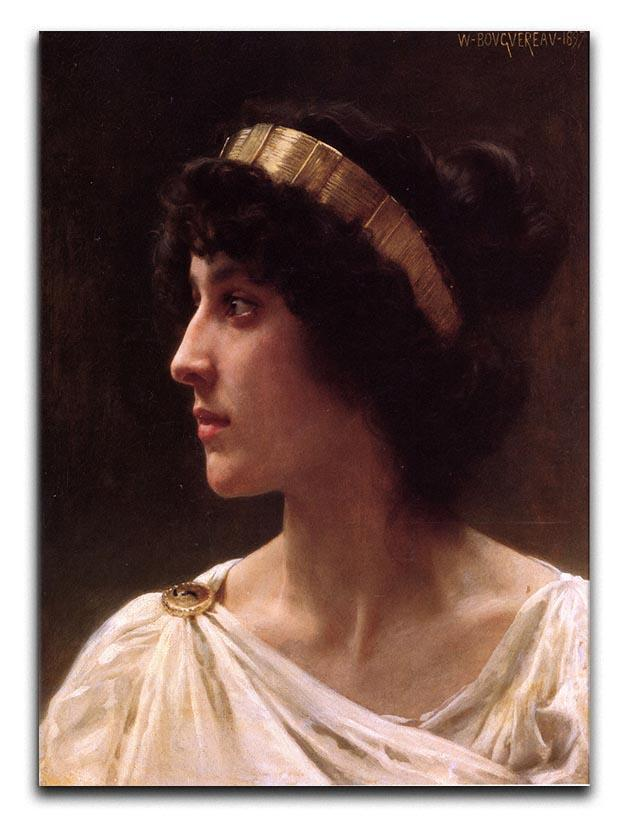 Irene By Bouguereau Canvas Print or Poster  - Canvas Art Rocks - 1