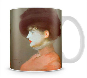 Irma Brunne by Manet Mug - Canvas Art Rocks - 1