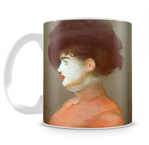 Irma Brunne by Manet Mug - Canvas Art Rocks - 2