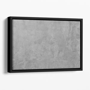 It is Cement Floating Framed Canvas - Canvas Art Rocks - 1