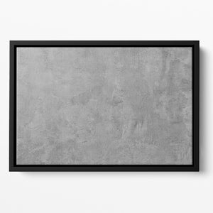 It is Cement Floating Framed Canvas - Canvas Art Rocks - 2
