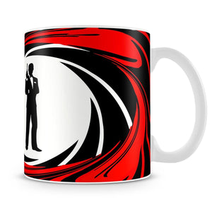 James Bond Opening Sequence Mug - Canvas Art Rocks - 4